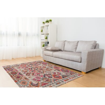 Chiana Western Area Rug Rug Size: Rectangle 5 x 7