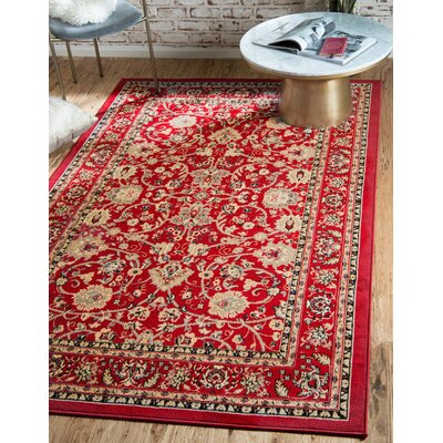 Southern Area Rug Rug Size: Rectangle 5 x 8