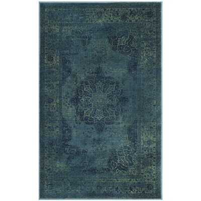 Todd Atkinson Blue / Multi Area Rug Rug Size: Rectangle 27 x 4