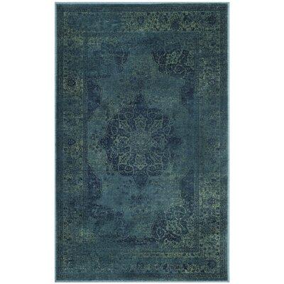 Todd Atkinson Blue / Multi Area Rug Rug Size: Rectangle 27 x 4