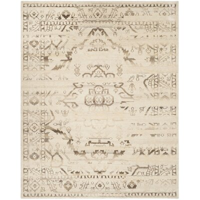 Walters Natural Rug Rug Size: Rectangle 8 x 10