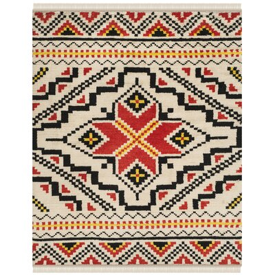 Gretta Multi Southwestern Area Rug Rug Size: Rectangle 8 x 10