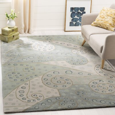 Netea Sage Area Rug Rug Size: Rectangle 6 x 9