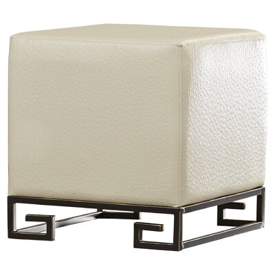 Pennyfield Ottoman Upholstery: Cream