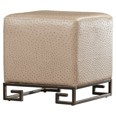 Pennyfield Cube Ottoman Upholstery: Taupe