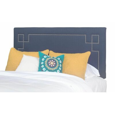 Anatole Upholstered Panel Headboard Size: Queen