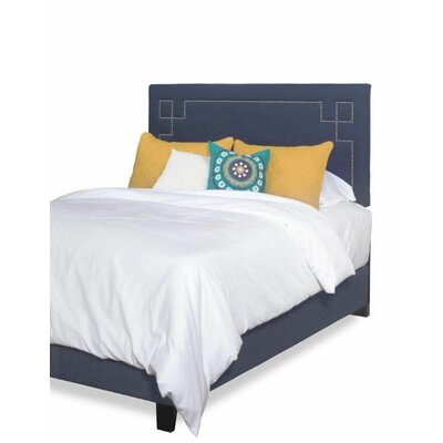 Chaney Upholstered Platform Bed Size: Queen