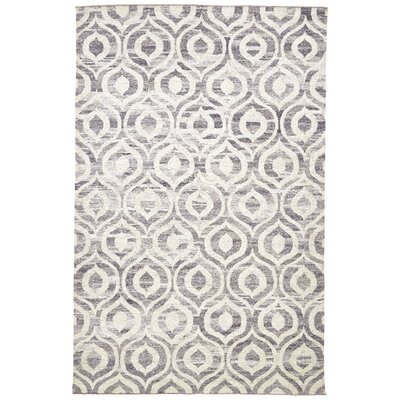 Reginald Hand-Woven Loden Area Rug Rug Size: Rectangle 79 x 99