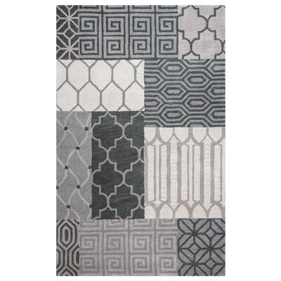 Gavere Hand-Tufted Area Rug Rug Size: 8 x 10