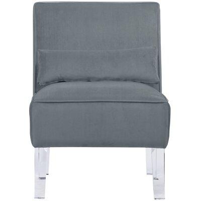 Ralston Slipper Chair Fabric: Ocean