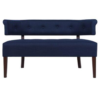 MRCR1676 27386740 MRCR1676 Mercer41 Rosellini Settee Upholstery