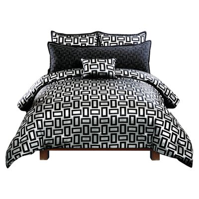 5 Piece Comforter Set Size: King