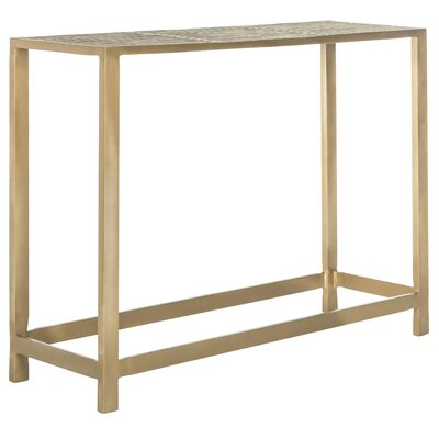 Lorenz Console Table
