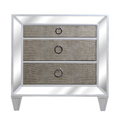 Robinson 3 Drawer Bachelors Chest