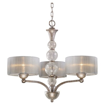 Stanmore 3-Light Drum Chandelier