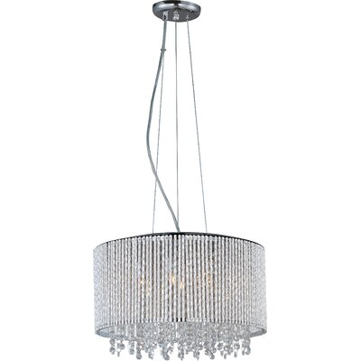 Joffe 7-Light Drum Pendant