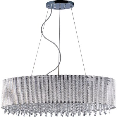 Joffe 6-Light Drum Pendant