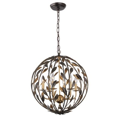 Rochelle 6-Light Globe Pendant