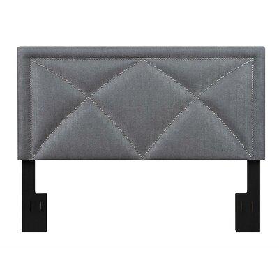 McDormand Upholstered Panel Headboard Size: King, Upholstery: Tuxedo Slate