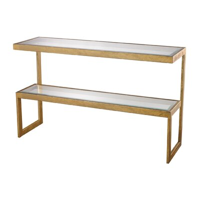 Spirgel Console Table