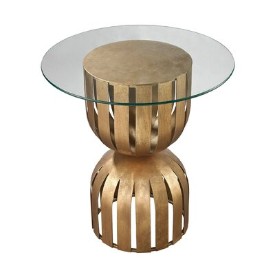 Badalucco End Table