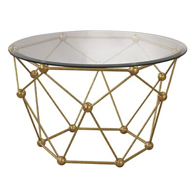Shauna Round End Table