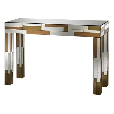 Antigore Geometric Console Table