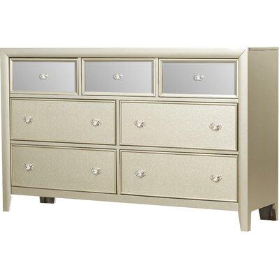 McKellen 7 Drawer Standard Dresser