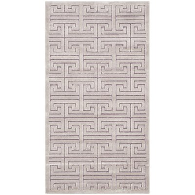 Richmond Mauve/Violet Area Rug Rug Size: Rectangle 23 x 4