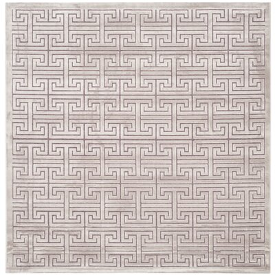 Richmond Mauve/Violet Area Rug Rug Size: Square 67