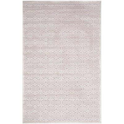 Richmond Mauve/Violet Area Rug Rug Size: Rectangle 51 x 76