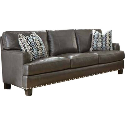 Lincoln Leather Living Room Collection