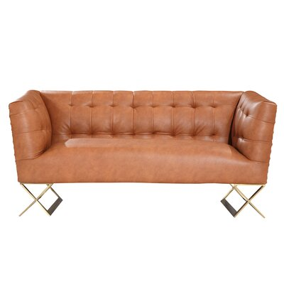 Pittman Chesterfield Loveseat