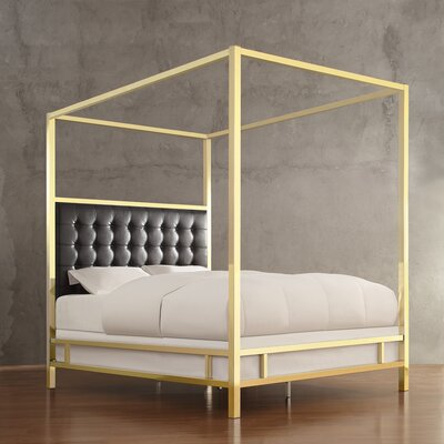 Chantel Canopy Bed Size: Full
