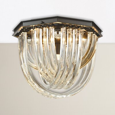 Kurtz 5-Light Flush Mount