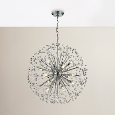 Spielberg 16-Light Sputnik Chandelier