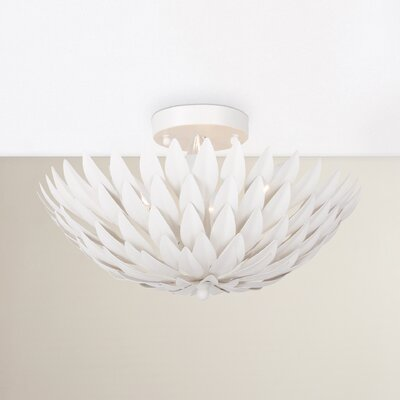 Rochelle 4-Light Semi Flush Mount