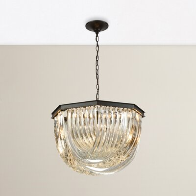 Kurtz 7-Light Crystal Chandelier