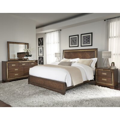 Frederic Panel Headboard Size: Queen