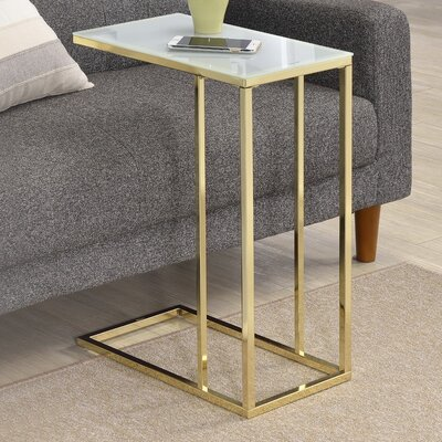 Alvar Rectangular End Table