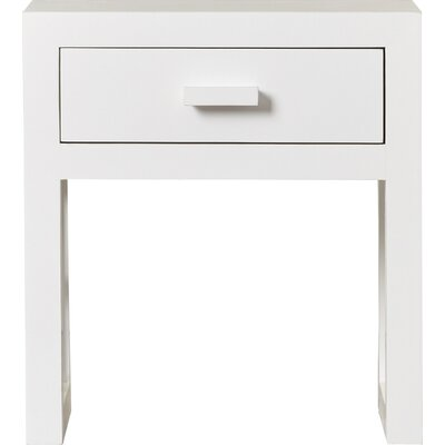 Deverell 1 Drawer Nightstand