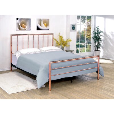 Tatum Panel Bed Size: King