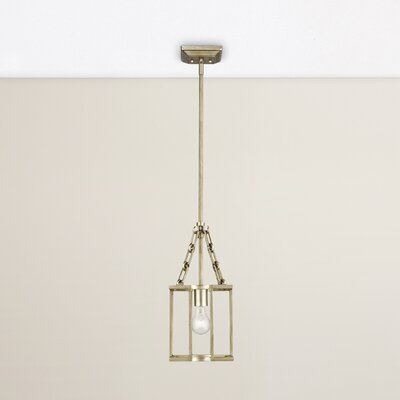 Zubair 1-Light Mini Pendant