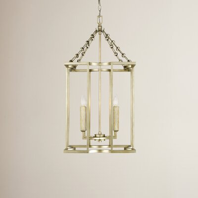Dawson 4-Light Foyer Pendant