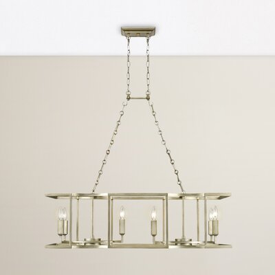 Zubair 8-Light Kitchen Island Pendant
