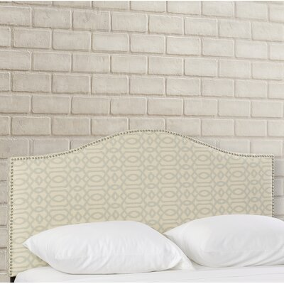 Bismark Upholstered Panel Headboard Size: Full