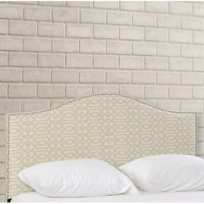 Sylvia Upholstered Panel Headboard Size: Full