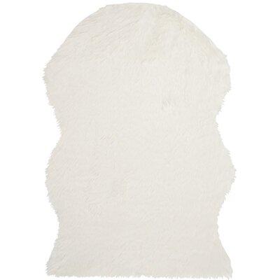 Nichols Ivory Area Rug Rug Size: 6 x 9