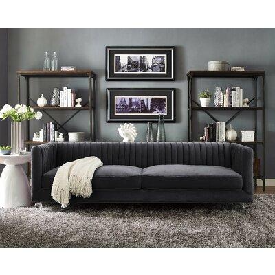Celestyna Sofa Upholstery: Grey