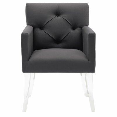 Leopoldo Armchair Upholstery: Gray